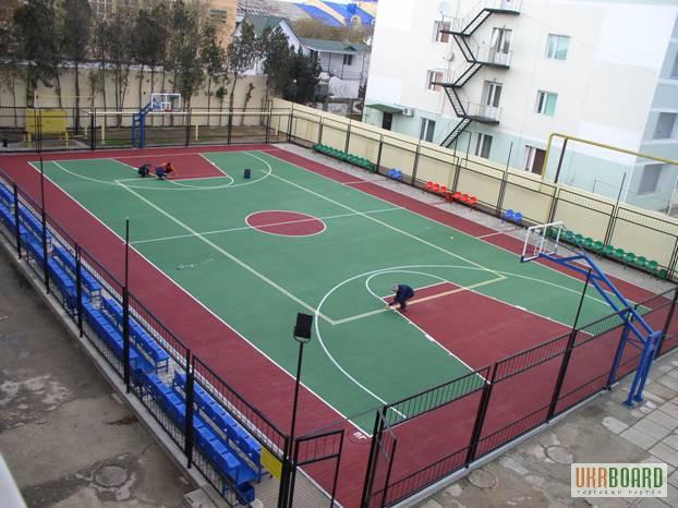 Для жителей советского района построят еще одну спортивную площадку